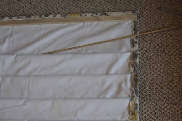Римские шторы своими руками В красивом теле