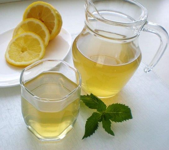 Рецепты напитка с лимоном