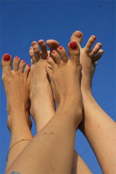 Ноги и руки будто не свои
